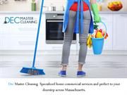 Expert Cleaning Services Provider In Massachusetts