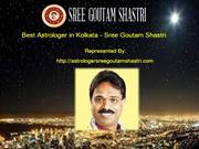 Best Astrologer in Kolkata - Sree Goutam Shastri