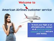 1877-546-7370  American Airlines Customer Service