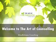 Detail Presentation About The Art of Counselling