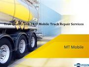 True Quality and Mobile Truck Repair Services
