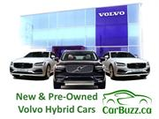 New & Pre-Owned Volvo Hybrid Cars