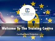 Information Presentation Of The Training Centre
