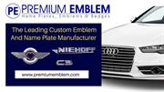 Core Technologies Used To Design The Custom Emblems And Badges