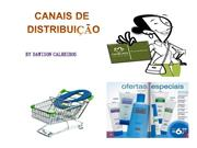 CANAIS DE DISTRIBUI��O - By Flex.