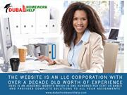 The website is an LLC Corporation with over a decade old worth of expe