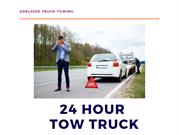 24 Hour Tow Truck Service in Adelaide