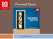 Plywood Doors | Plywood Doors in Lucknow