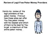 Get Free Poker Bankrolls No Deposit