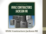 Why Choose HVAC Contractors Jackson MI For All Your HVAC Needs