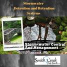 Stormwater Detention and Retention Systems-smithcreekfishfarm.com