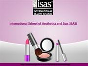 Diploma in Cosmetology   isas