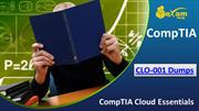 Try 2019 CLO-001 CompTIA Dumps | CLO-001 Verified Question Answers