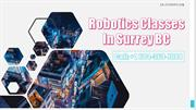 Robotics Classes in Surrey BC | Robotics Training Classes in Surrey BC