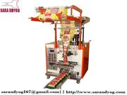 Chips Pouch Packing Machine Manufacturers India