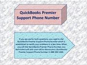 QuickBooks Premier Support Phone Number | +1 888-383-1303 | USA
