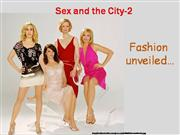 Sex and the City fashion unveiled...
