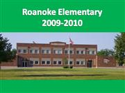 Roanoke 5th Grade 2009/2010