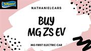 Buy MG ZS EV From NathanielCars