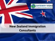 Best New Zealand Immigration Consultants in India, New Zealand Work Vi