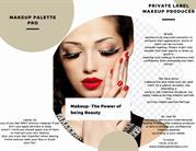 Private Label Makeup Producer