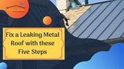 Steps How to Install Metal Roofing - Alpha Rain