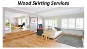 Wood Skirting Services Abu Dhabi