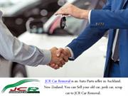 Can You Sell Your Used Car In New Zealand - JCR