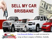 Car Removals - Get Top Cash for Sell Your Car In Brisbane