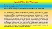 What Everyone Is Saying About Model Ship Kits Wooden