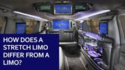 How Does A Stretch Limo Differ From A Limo