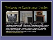 Marble Fireplaces, Stone Fireplaces
