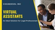 Virtual Assistants- An Ideal Solution for Legal Professionals