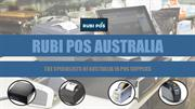 Rubi POS -The Specialists Of POS Supplies In Australia