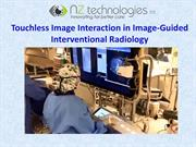 Touchless Image Interaction in Image-Guided Interventional Radiology