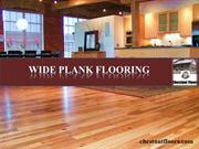 Wide Plank Flooring Eight Reasons You Must Consider For Your Interior!