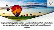 Explore the Greystoke Mahale Mountains National Park Safaris from the