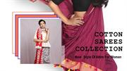 Cotton Sarees - New Style Of Attire For Women