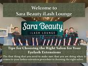 Lashes, Lash By Lash and Ottawa Waxing