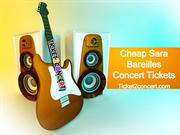 Sara Bareilles Concert Cheap Tickets