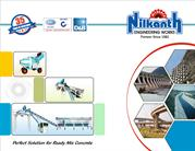 Concrete Batching Plant Manufacturers -Nilkanth Engineering works