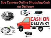 Spy Camera Online Shopping Cash on Delivery in Delhi