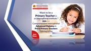 Pre Primary Teacher Training Course