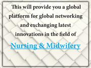 Nursing Conference |Nursing and midwifery conference