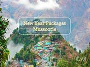 New Year Package 2020 in Mussoorie