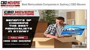 Removalists Sydney | Cheap Removalists Sydney | CBD Movers