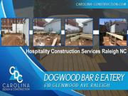 Commercial Construction Services Raleigh NC by CDC