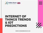 Future Predictions about IoT (1)