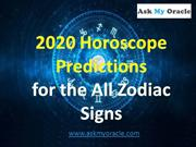 Horoscope Predictions 2020 - Free Yearly 2020 Astrology