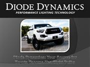 Diode Dynamics: Your Source for Toyota Tacoma Headlight Bulbs